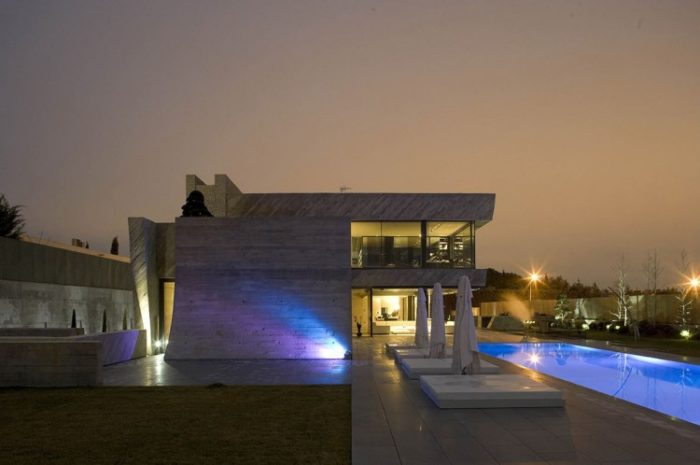 The Spectacular Open Box Residence by A-cero (7)