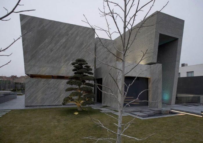 The Spectacular Open Box Residence by A-cero (23)