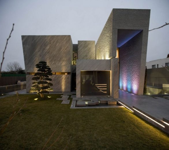 The Spectacular Open Box Residence by A-cero (19)