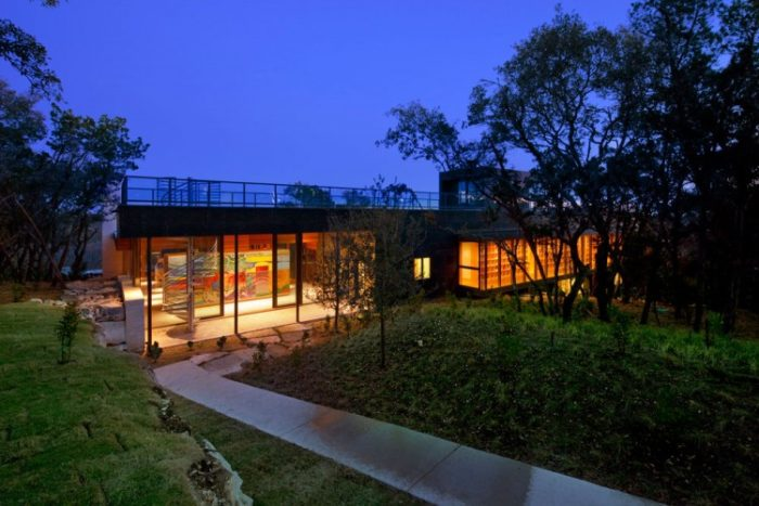 The Wimberley House Project by Cunningham Architects (9)