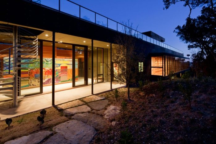 The Wimberley House Project by Cunningham Architects (8)