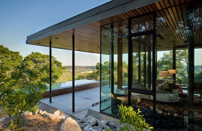 The Wimberley House Project by Cunningham Architects (12)
