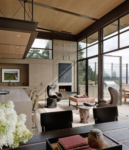 Washington Park Residence in Seattle (7)