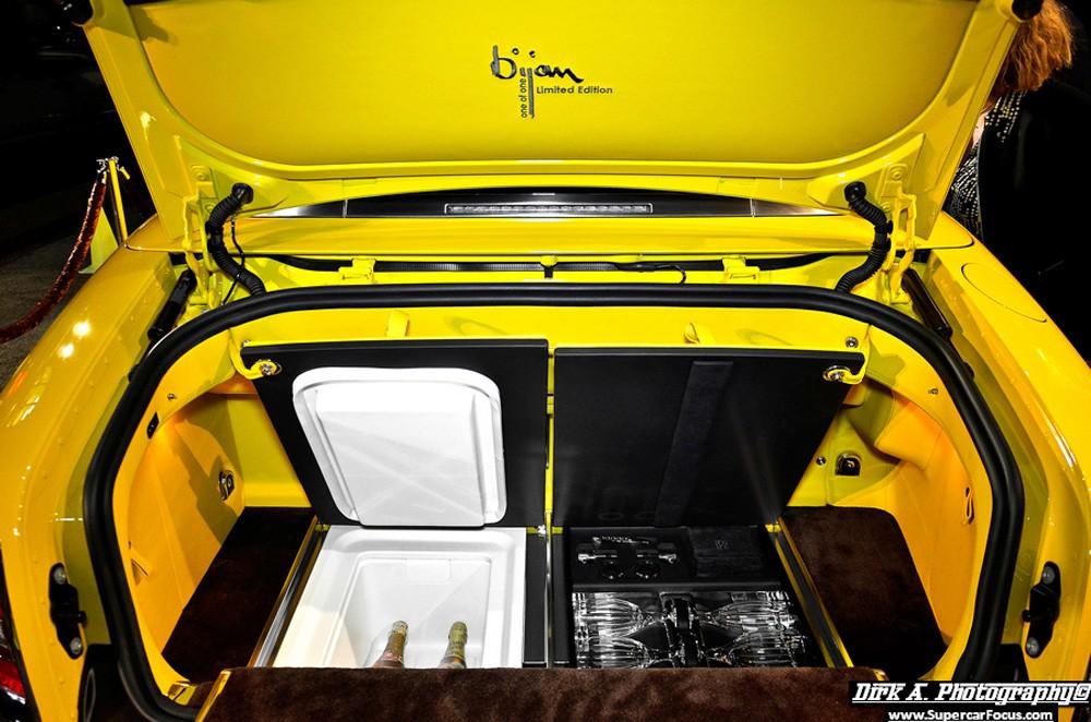 Rolls-Royce Phantom Drophead Coupe by Bijan (6)