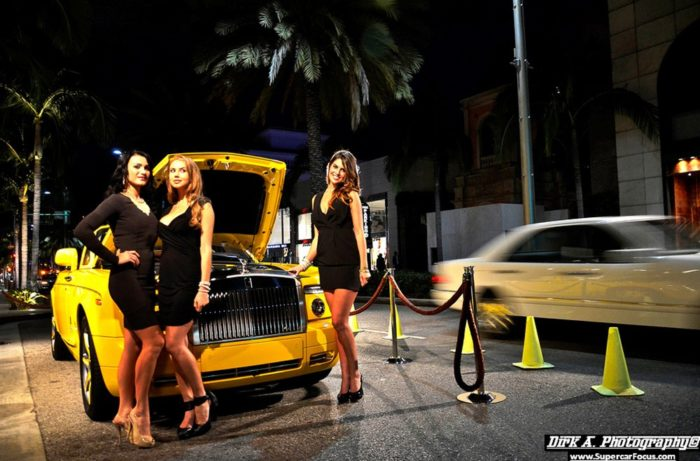 Rolls-Royce Phantom Drophead Coupe by Bijan (18)