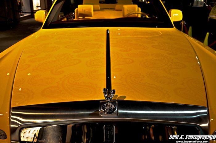 Rolls-Royce Phantom Drophead Coupe by Bijan (15)