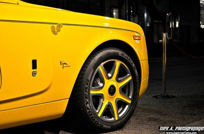 Rolls-Royce Phantom Drophead Coupe by Bijan (13)