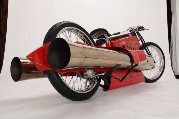 Twin Pulse Jet Engine Motorcycle On Ebay