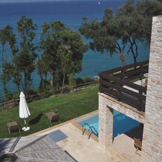 Akrothalassia – A Dreamy Villa in Corfu, Greece (2)