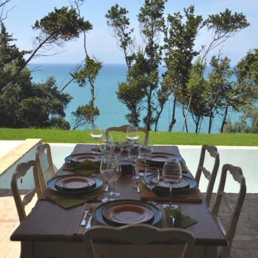 Akrothalassia – A Dreamy Villa in Corfu, Greece (1)