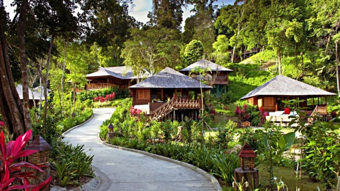 Exotic Luxury at Bunga Raya Resort, Malaysia (11)