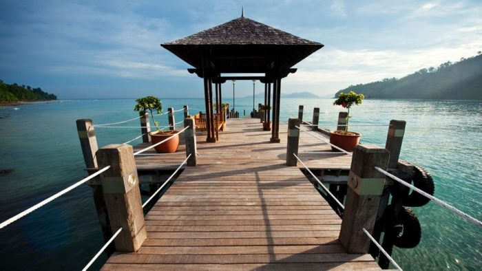 Exotic Luxury at Bunga Raya Resort, Malaysia (9)