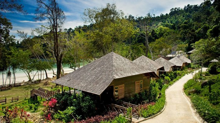 Exotic Luxury at Bunga Raya Resort, Malaysia (8)
