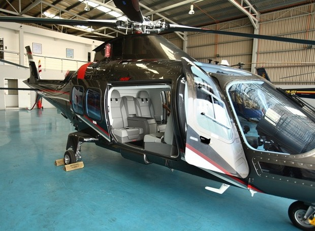 New Augusta Westland AW109GN Helicopter for Sale