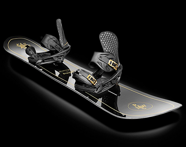 Pirelli Pzero x Burton Limited Edition Snowboard