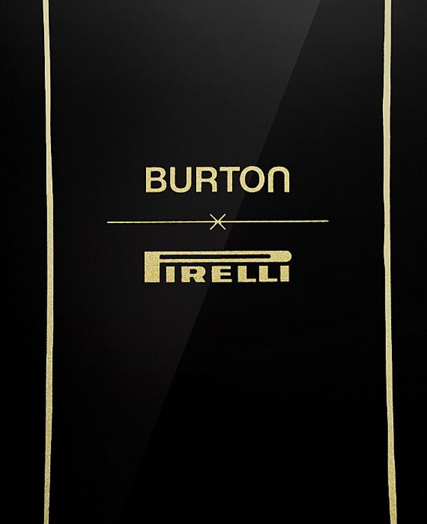 Pirelli Pzero x Burton Limited Edition Snowboard (7)
