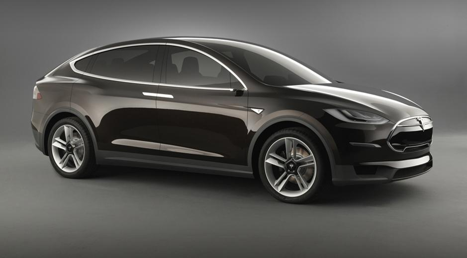 Tesla's New And Amazing Model X Crossover