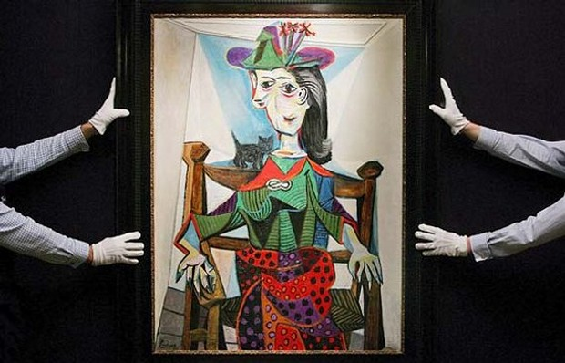 Top 10 Most Expensive Paintings (6)
