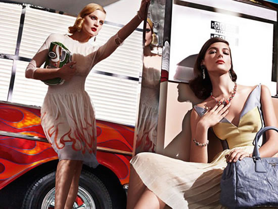Vintage Cadillac-Inspired Prada Shoe Collection (4)