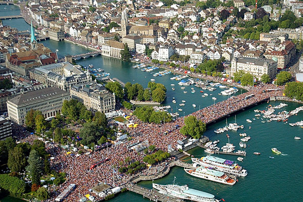 Zurich – The New Most Expensive City to Live In