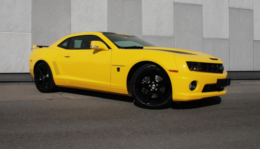 Turn Your Camaro Into a Fast and Powerful Bumblebee (6)