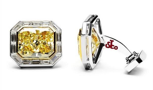 World's Most Expensive Diamond Cufflinks (3)