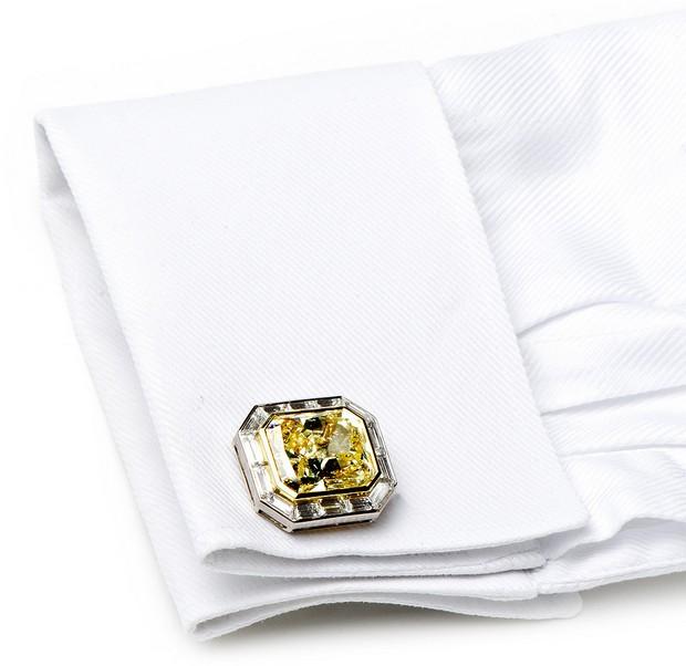 World's Most Expensive Diamond Cufflinks (4)