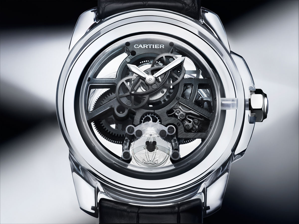 Cartier Unveils the ID Two Concept Watch (2)