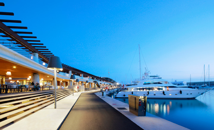 Port Adriano Completely Redesigned by Philippe Starck (1)