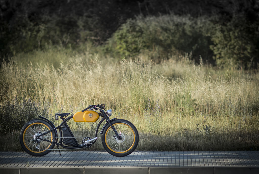 Cafe Racer-Inspired E-Bike By Otocycles (15)