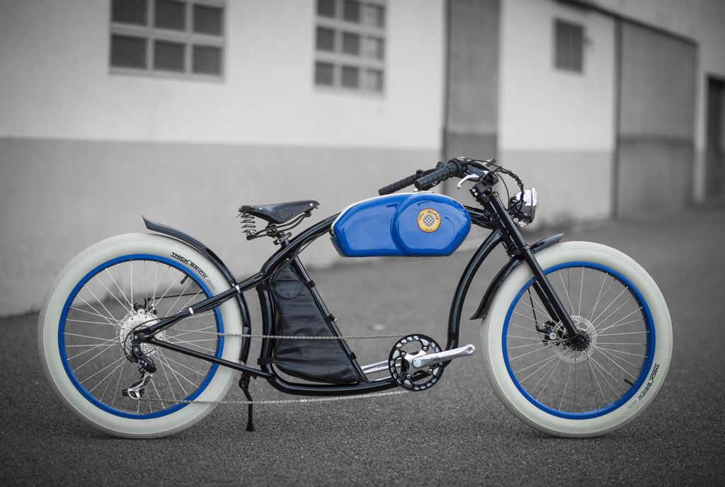 Cafe Racer-Inspired E-Bike By Otocycles (14)