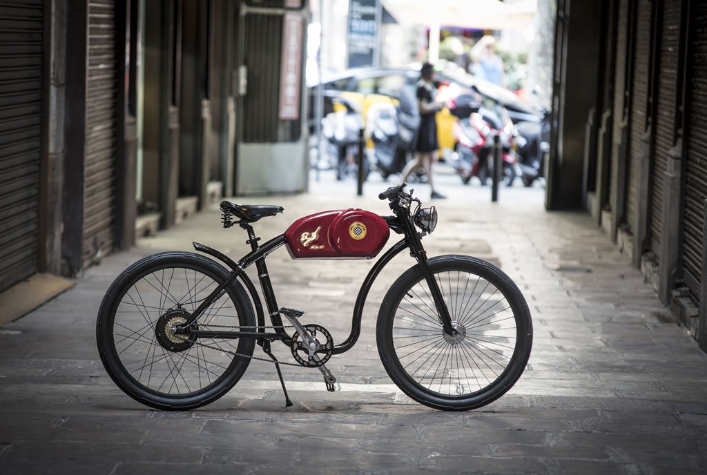 Cafe Racer-Inspired E-Bike By Otocycles (5)