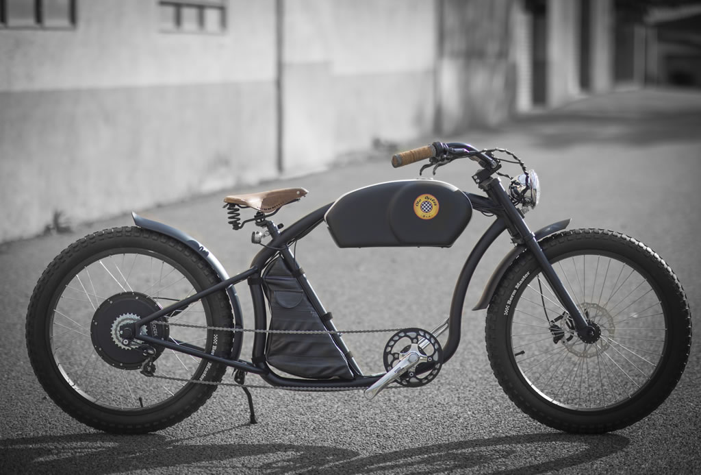 Cafe Racer-Inspired E-Bike By Otocycles (3)