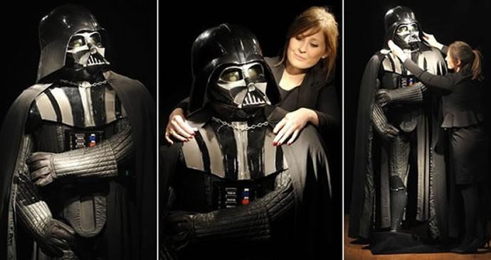 Darth Vader's Costume
