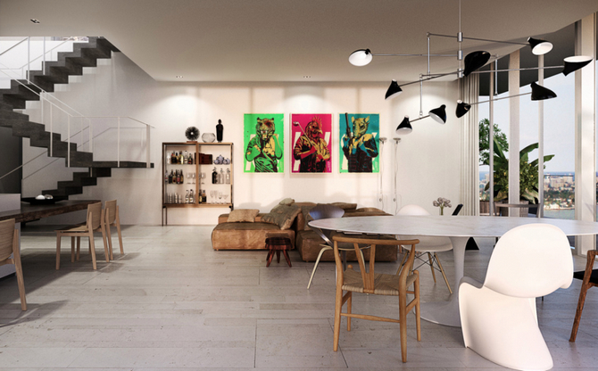 David Guetta's Miami Penthouse (6)