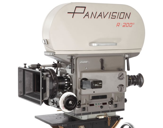 Panavision PSR 35mm camera used for Star Wars