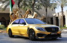 S65 Rocket 900 Desert Gold Edition By Brabus (23)