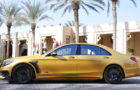 S65 Rocket 900 Desert Gold Edition By Brabus (20)