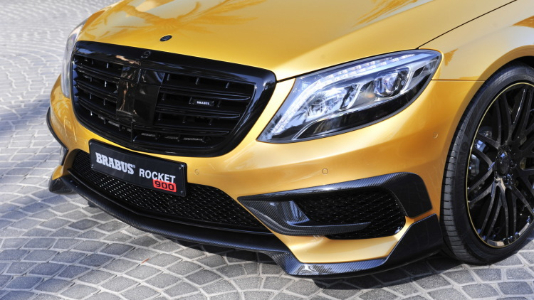 S65 Rocket 900 Desert Gold Edition By Brabus (17)