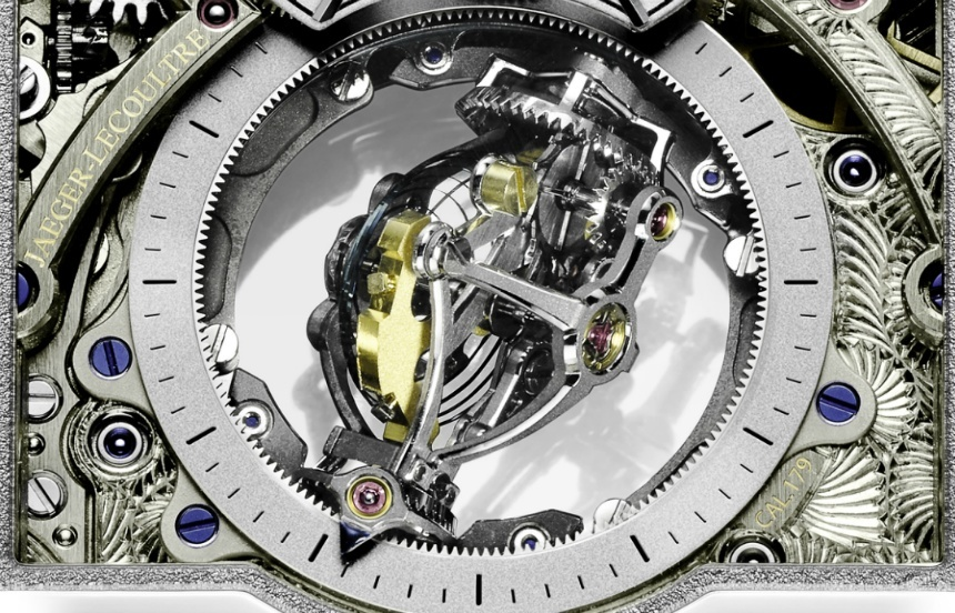 Reverso Tribute Gyrotourbillon Watch By Jaeger-LeCoultre (1)