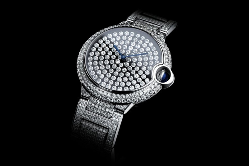 Serti Vibrant Limited Edition Watch By Cartier (3)