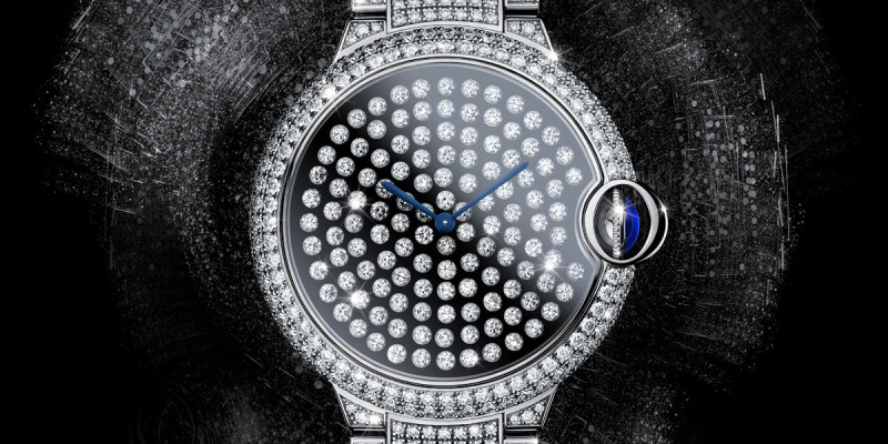 Serti Vibrant Limited Edition Watch By Cartier (2)