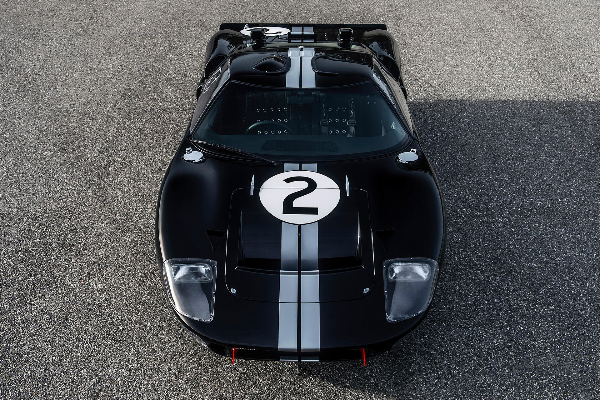 Stunning GT40 MKII By Shelby, Ford (8)
