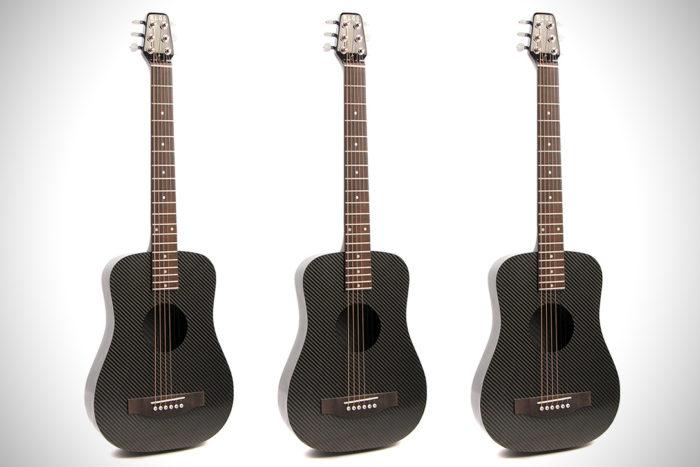 Elegant And Practical Carbon Fiber Guitar By KLOS 1