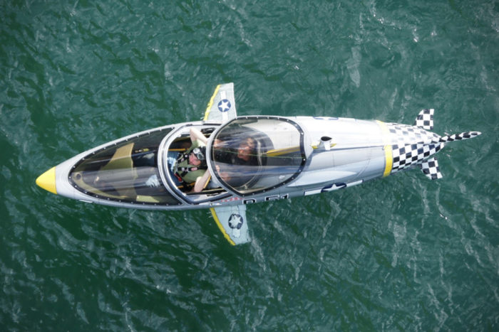 Seabreacher X Is An Awesome Personal Submarine 5