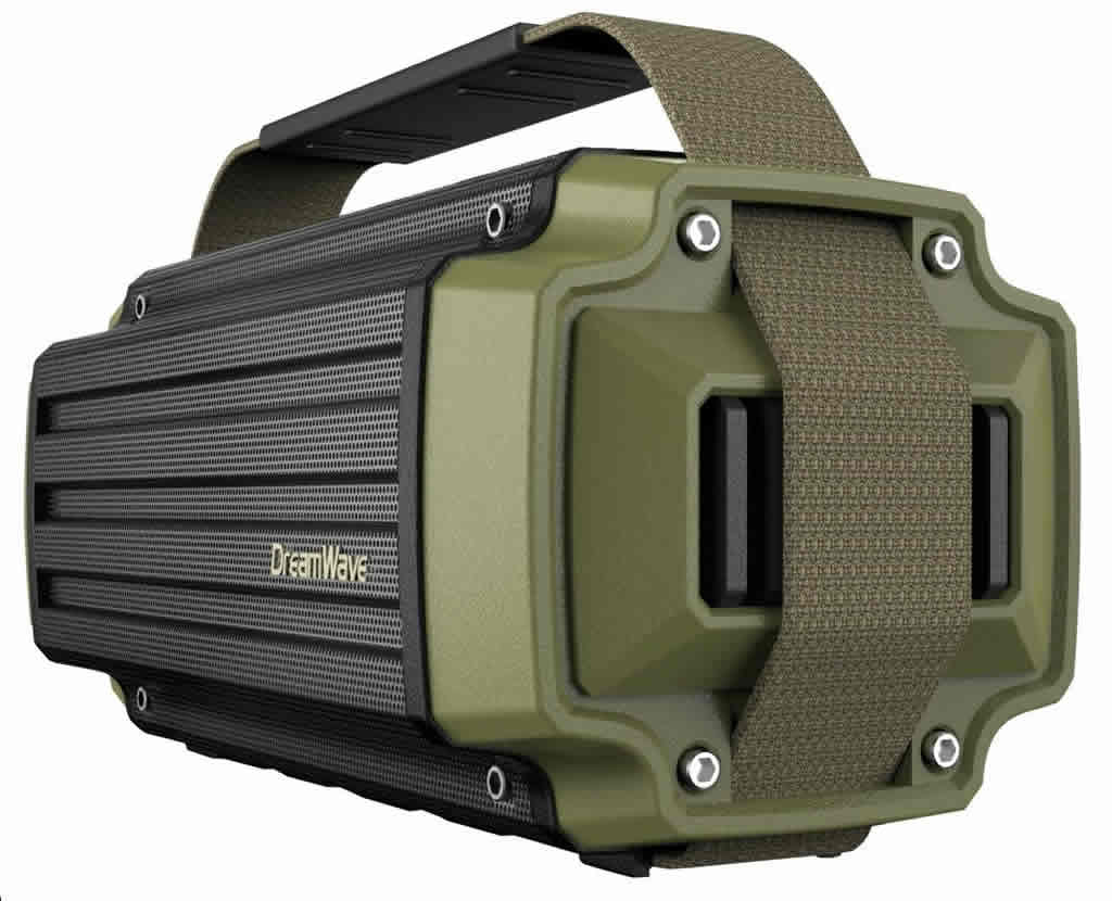 Tremor Outdoor Bluetooth Speaker 2