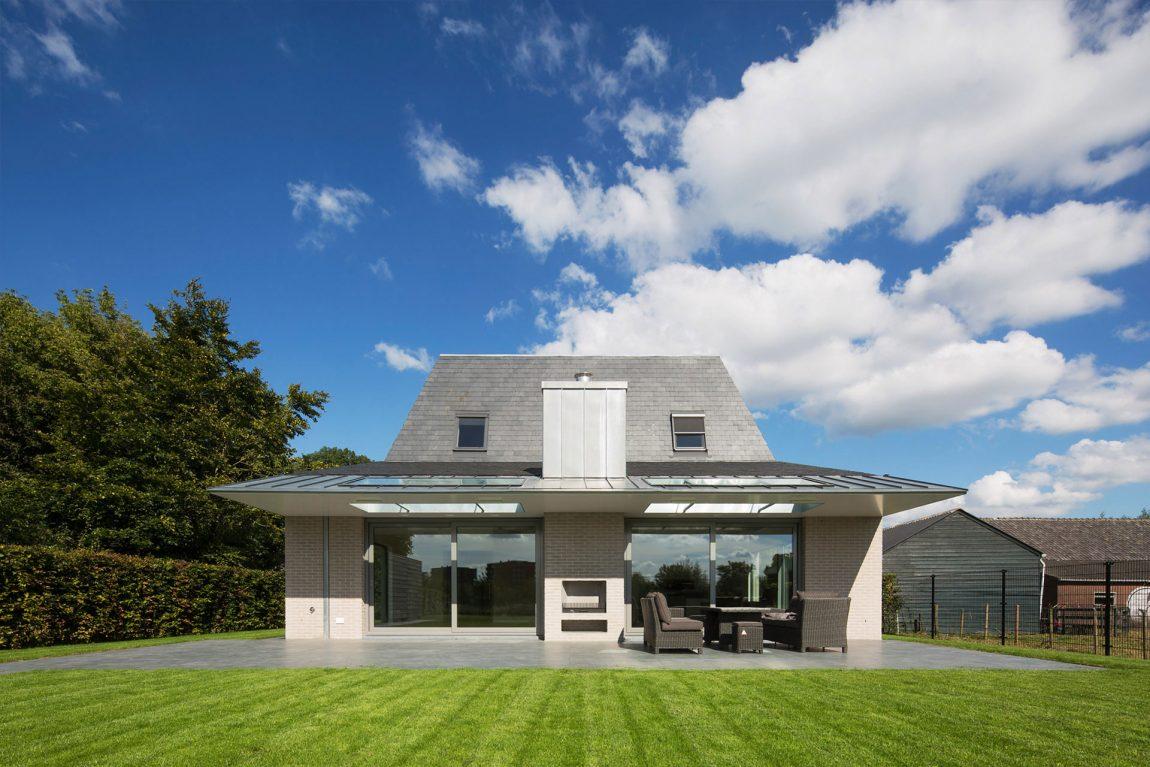 Elegant Villa Ijsselstein In The Netherlands (10)