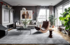 Spectacular Apartment In Stockholm By Alexander White 6