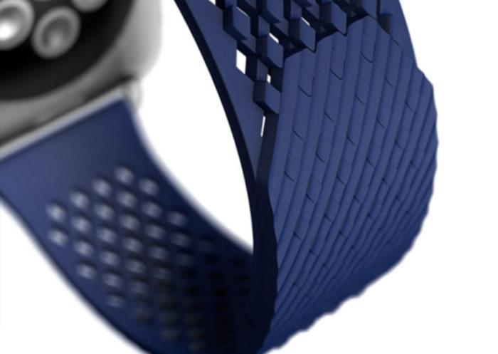 Apple Watch Band Is Loopless And Buckleless 3