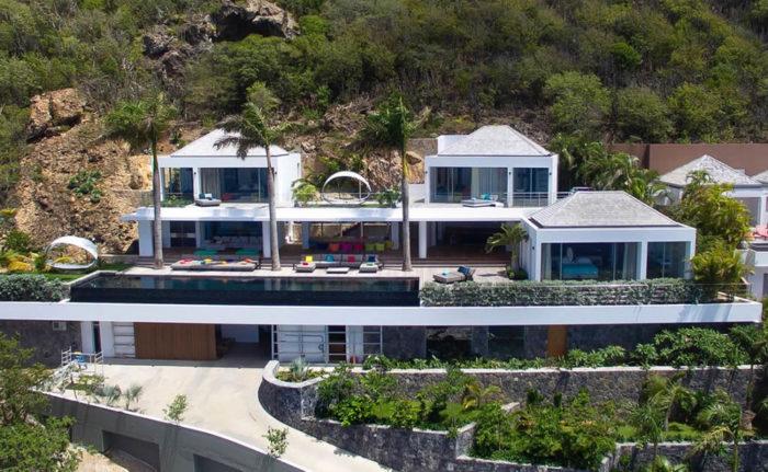 Gorgeous Villa In Saint Barth By Erea & Architectonik 1